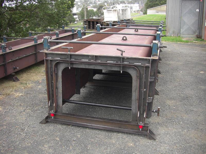 Hagan Machinery - Concrete Mould Manufacture
